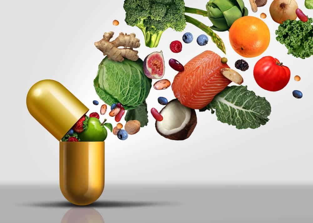 營養補充品