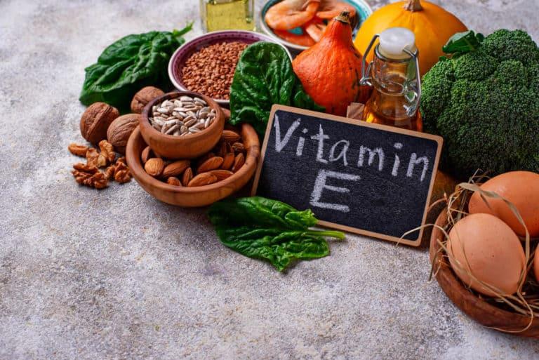 Vitamin E Food Source