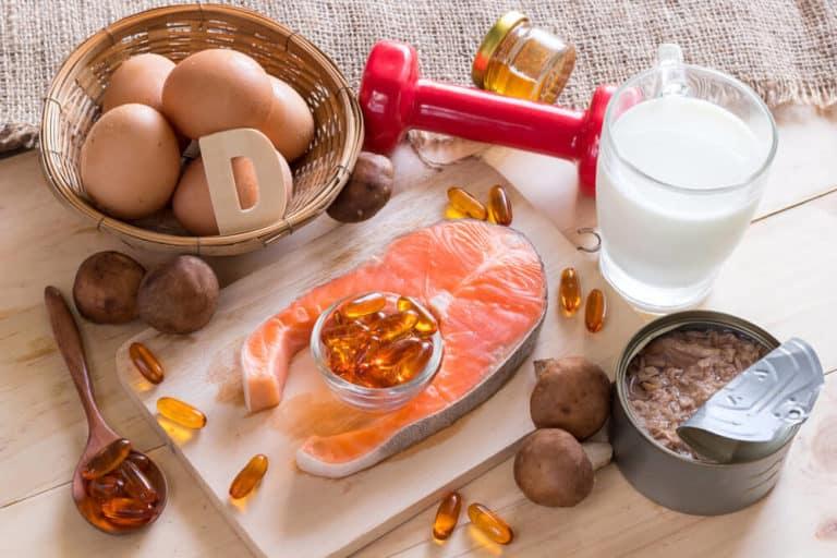 vitamin D food source