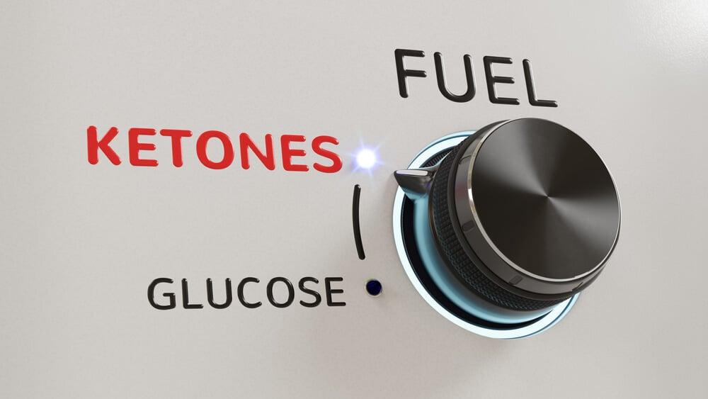 Ketones as fuel