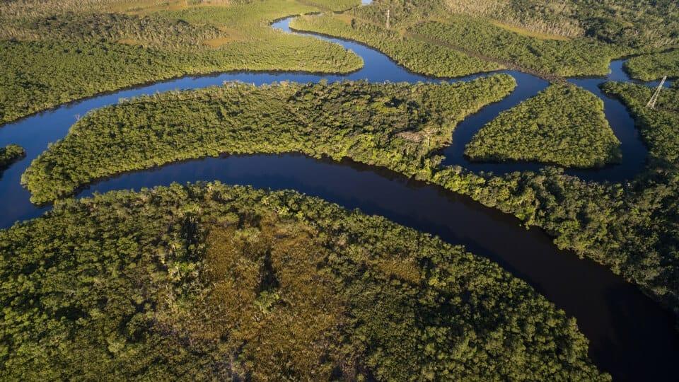 亞馬遜河流域