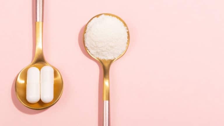 膠原蛋白粉產品及濃縮膠囊